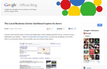 http://googleblog.blogspot.com/2009/06/local-business-center-dashboard-opens.html