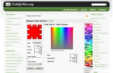 http://codefisher.org/web_applications/color_picker/