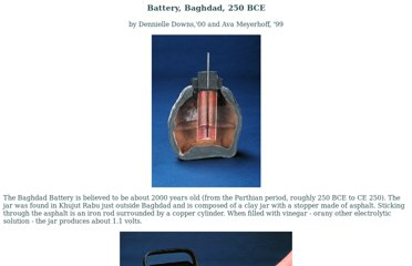 http://www.smith.edu/hsc/museum/ancient_inventions/battery2.html