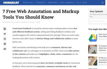 http://www.hongkiat.com/blog/top-web-annotation-and-markup-tools/