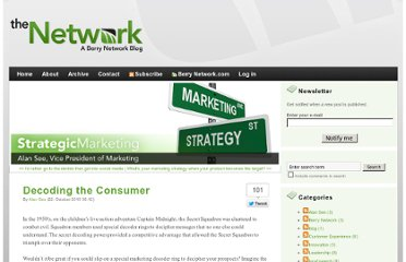 http://www.berrynetwork.com/Blogs/Strategic_Marketing/post/2010/10/22/Decoding-the-Consumer.aspx
