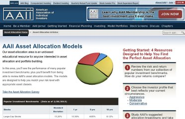 http://www.aaii.com/asset-allocation