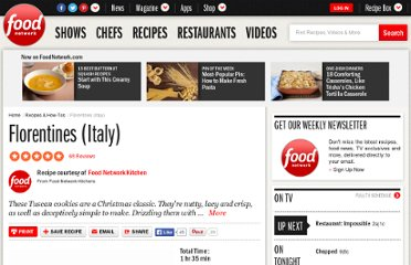 http://www.foodnetwork.com/recipes/food-network-kitchens/florentines-italy-recipe/index.html