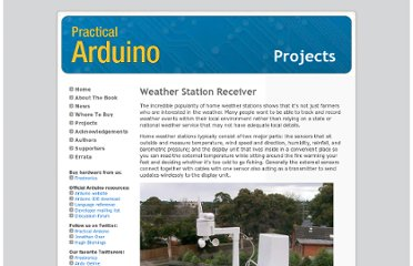 http://www.practicalarduino.com/projects/weather-station-receiver
