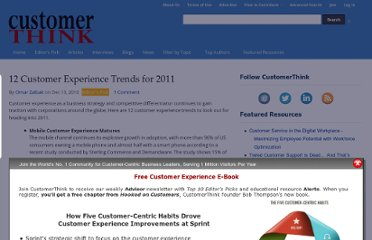 http://www.customerthink.com/blog/12_customer_experience_trends_for_2011?email=joseph.ruiz%40strategicdriven.com