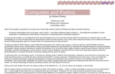 http://nickm.com/vox/computers_poetics.html