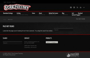 http://www.scarefactory.com/catalog/furniture1.htm