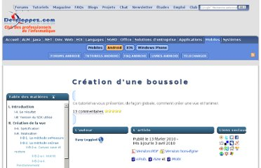 http://davy-leggieri.developpez.com/tutoriels/android/creation-boussole/