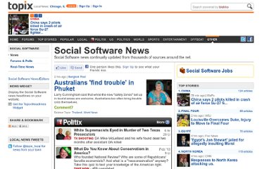 http://www.topix.net/business/social-software