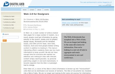 http://www.digital-web.com/articles/web_2_for_designers/