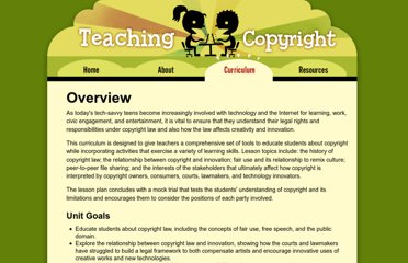 http://www.teachingcopyright.org/curriculum/hs