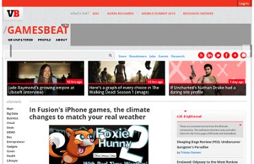 http://venturebeat.com/2010/12/23/fusion-creative-studios-creates-iphone-games-where-the-climate-changes-to-match-your-real-weather/