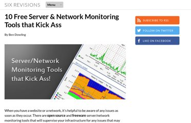 http://sixrevisions.com/tools/10-free-server-network-monitoring-tools-that-kick-ass/