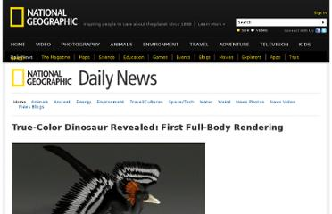 http://news.nationalgeographic.com/news/2010/01/100127-dinosaurs-color-feathers-science/o/