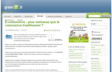 http://www.greenit.fr/article/energie/e-commerce-plus-vertueux-que-le-commerce-traditionnel-3236