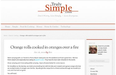 http://www.trulysimple.com/2010/06/orange-rolls-cooked-orange/