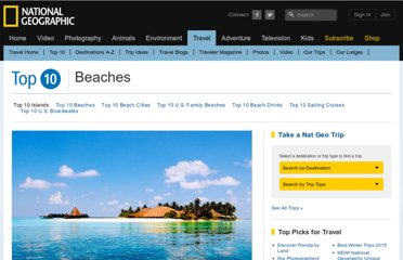 http://travel.nationalgeographic.com/travel/top-10/beaches/