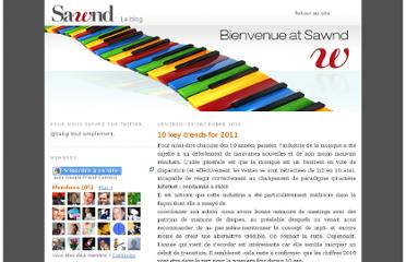 http://blog.sawnd.com/2010/12/10-key-trends-for-2011.html