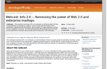 http://www.ibm.com/developerworks/db2/events/info20.html