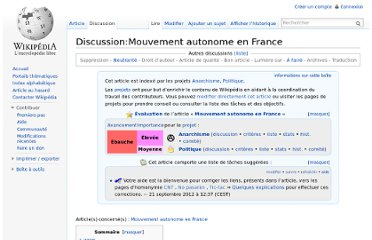 http://fr.wikipedia.org/wiki/Discussion:Mouvement_autonome_en_France