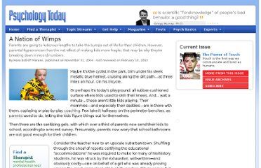 http://www.psychologytoday.com/articles/200411/nation-wimps