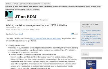 http://jtonedm.com/2009/09/22/adding-decision-management-to-your-bpm-initiative/
