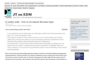 http://jtonedm.com/2009/04/09/a-reader-asks-how-to-document-decision-logic/