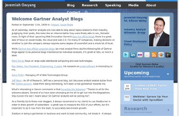 http://www.web-strategist.com/blog/2008/09/11/welcome-gartner-analyst-blogs/