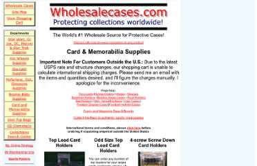 http://www.wholesalecases.com/card-supplies.html#minislab