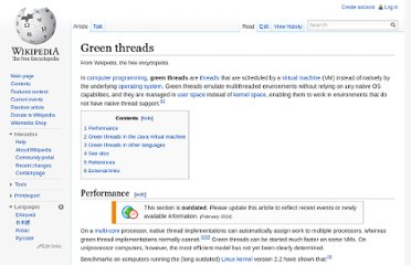 http://en.wikipedia.org/wiki/Green_threads