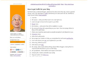 http://sethgodin.typepad.com/seths_blog/2006/06/how_to_get_traf.html