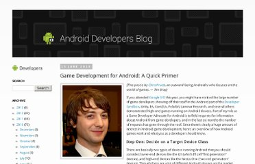 http://android-developers.blogspot.com/2010/06/game-development-for-android-quick.html