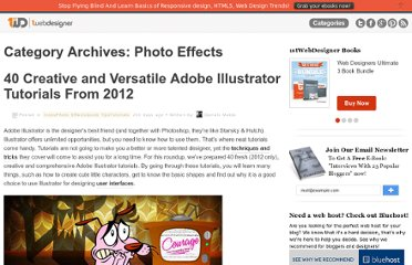 http://www.1stwebdesigner.com/category/tutorials/photo_effects/