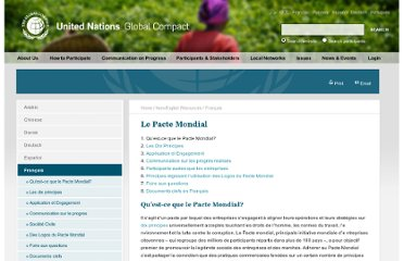 http://www.unglobalcompact.org/Languages/french/index.html