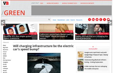http://venturebeat.com/2010/12/27/will-charging-infrastructure-be-the-electric-cars-speed-bump/