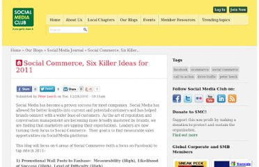 http://socialmediaclub.org/blogs/social-media-journal/social-commerce-six-killer-ideas-2011