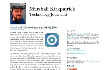 http://marshallk.com/how-to-create-an-opml-file