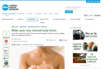 http://www.mnn.com/lifestyle/natural-beauty-fashion/stories/make-your-own-natural-body-lotion