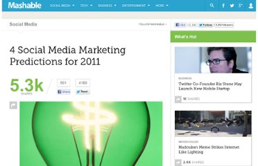 http://mashable.com/2010/12/28/social-media-marketing-predictions/