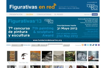 http://artists.fundaciondelasartes.org/gallery