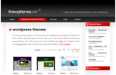 http://www.freewpthemes.net/wordpress-themes/