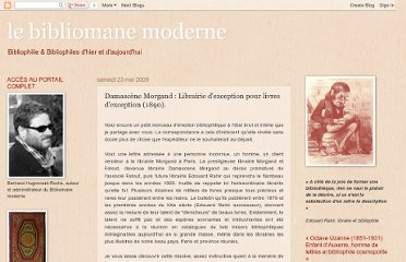 http://le-bibliomane.blogspot.com/2009/05/damascene-morgand-librairie-dexception.html