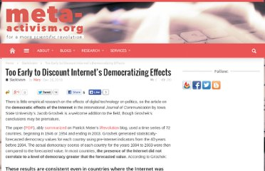 http://www.meta-activism.org/2010/12/too-early-internet-demcracy/
