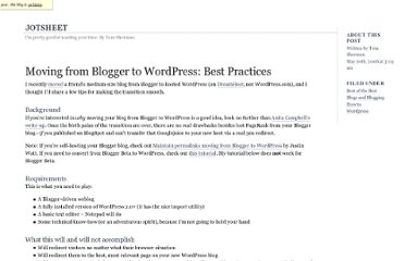 http://underscorebleach.net/jotsheet/2006/05/move-blogger-to-wordpress