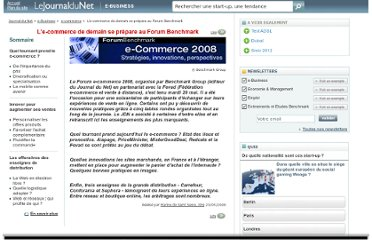 http://www.journaldunet.com/ebusiness/commerce/analyse/080522-forum-e-commerce-benchmark/index.shtml