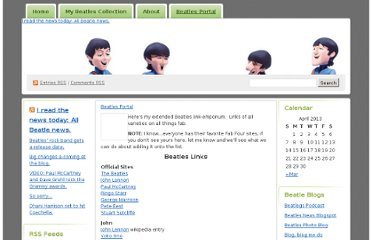 http://beatle.wordpress.com/beatles-portal/