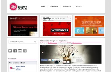 http://www.web-lovers.de/18-portfolios-showcase/