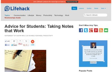 http://www.lifehack.org/articles/productivity/advice-for-students-taking-notes-that-work.html