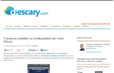 http://descary.com/comment-installer-un-bookmarklet-sur-votre-iphone/