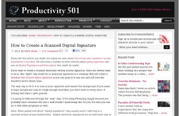 http://www.productivity501.com/how-to-create-a-scanned-signature/357/